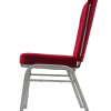 Nexus Aluminium Banqueting Chair Side