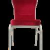 Nexus Aluminium Banqueting Chair Front